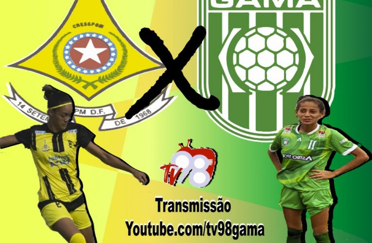 Domingo – 5ª Rodada dia 22/11/2020 – 10:30HS Campo do Cresspom